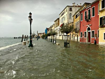 Acqua Alta - Exceptional High Water in Venice, October 2018