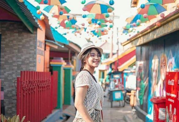 Kampung Tridi malang, Tempat wisata paling hist dan instagramable di kota malang