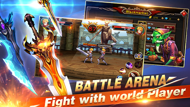 Brave Knight: Dragon Battle v1.4.3 unnamed+%2875%
