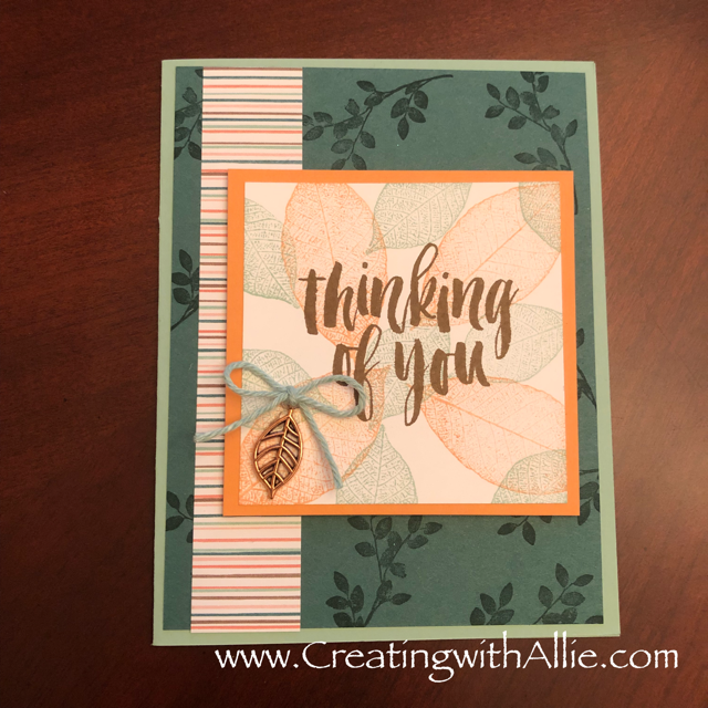 Random Act of Kindness #Makeacard #sendacard #handmadecards