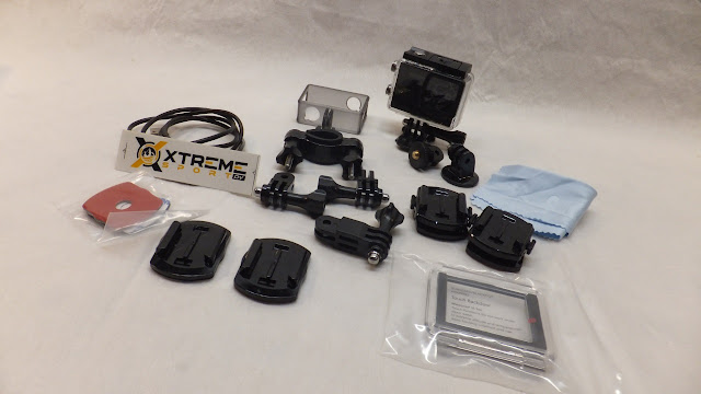 SJ6 Legend Action Camera accessories