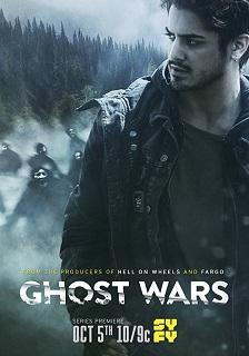 Ghost Wars 1ª Temporada Torrent (2017) Legendado WEBRip | 720p | 1080p – Download