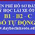Miễn Phí Hồ Sơ Đăng Ký Học Lái Xe Ôtô B2, B1, C Tại Thành Phố Hồ Chí Minh
