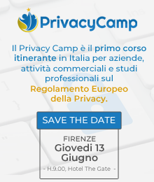 Firenze: 1° Privacy Camp