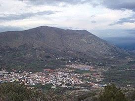 Desde pico Perdiguera con - escapadillas.com