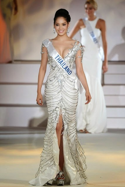Miss International Thailand Punika Kulsoontornrut The Beautiful Got 2nd Runner Up Le At This Years In An While Wearing