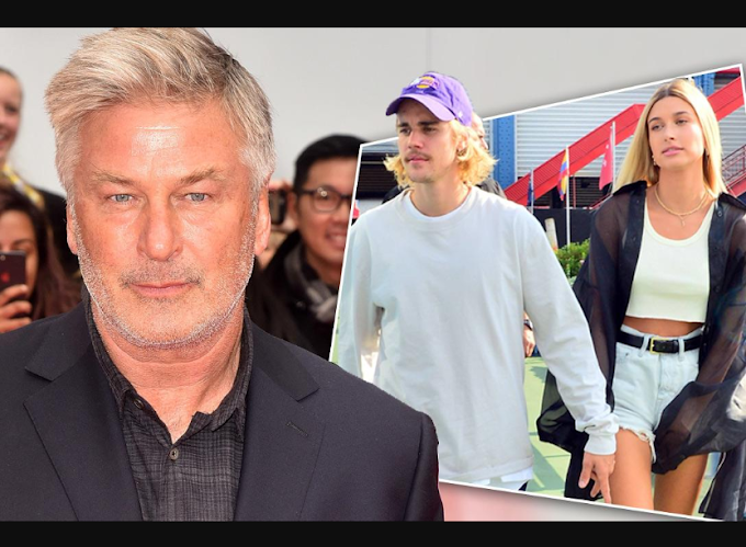 Alec Baldwin confirms 'Hailey and Justin Bieber are definitely married'