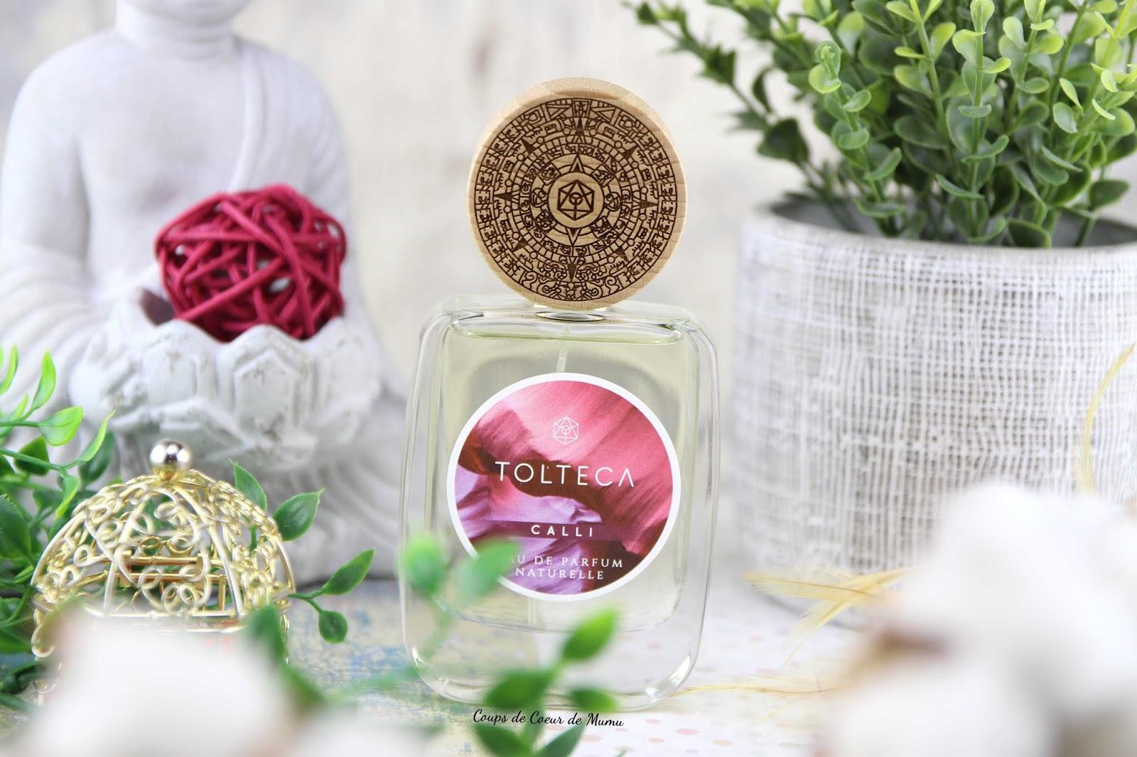 Calli De Tolteca Mon Nouveau Parfum Français Naturel Et Vegan