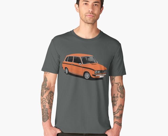 Volvo 66 Combi Kombi t-shirts