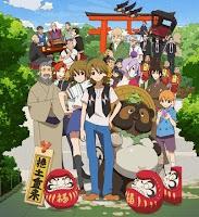 Review Anime: Uchouten Kazoku