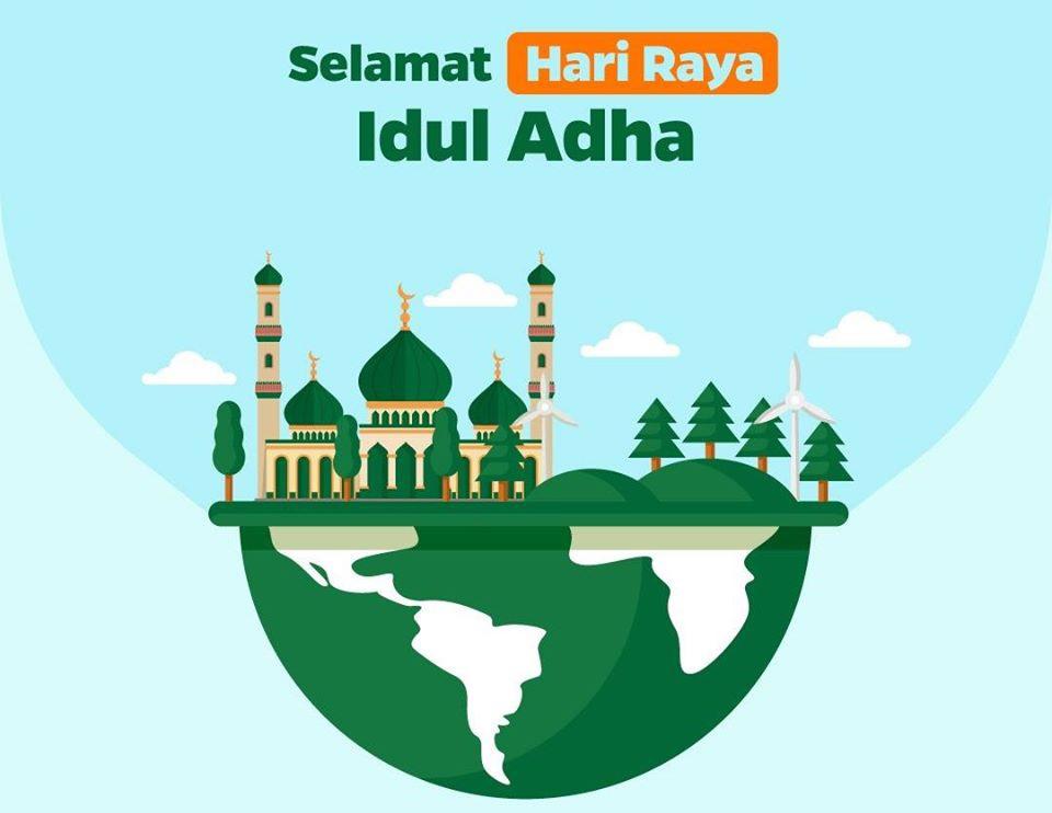 Kartu Ucapan Idul Adha Keren dan Berkesan