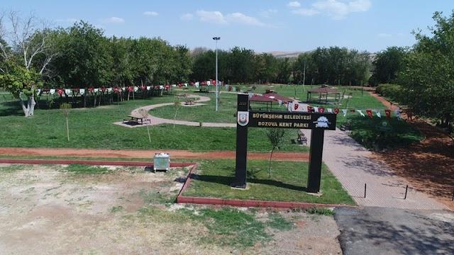 Büyükşehir: Bozovalılardan Büyükşehir'e tam not