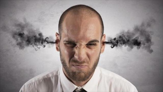 ¿Te enojas a menudo? Corres riesgo doble de sufrir un infarto