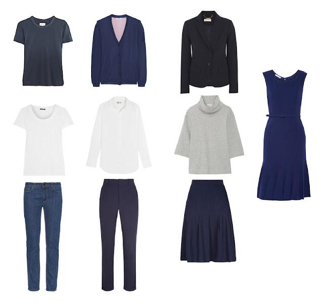 Базовые вещи гардероба Project 333 в стиле Ladylike