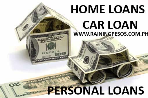 WWW.RAININGPESOS.COM: Types of Loans
