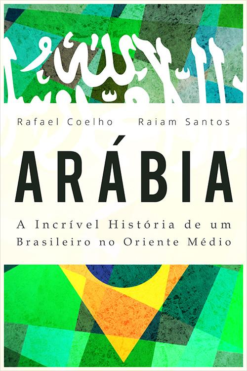 Arábia - capa do livro