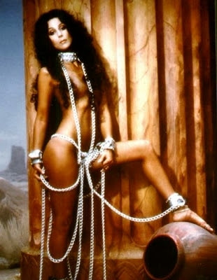 Semi Nude Shot Of Cher From 1979