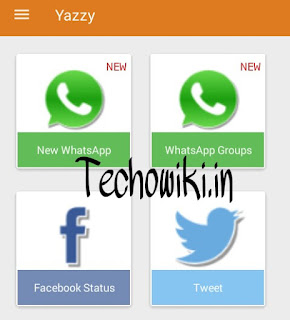 Create fake whatsapp chat in android