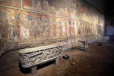 Santa Maria Antiqua in the Roman Forum opens to public