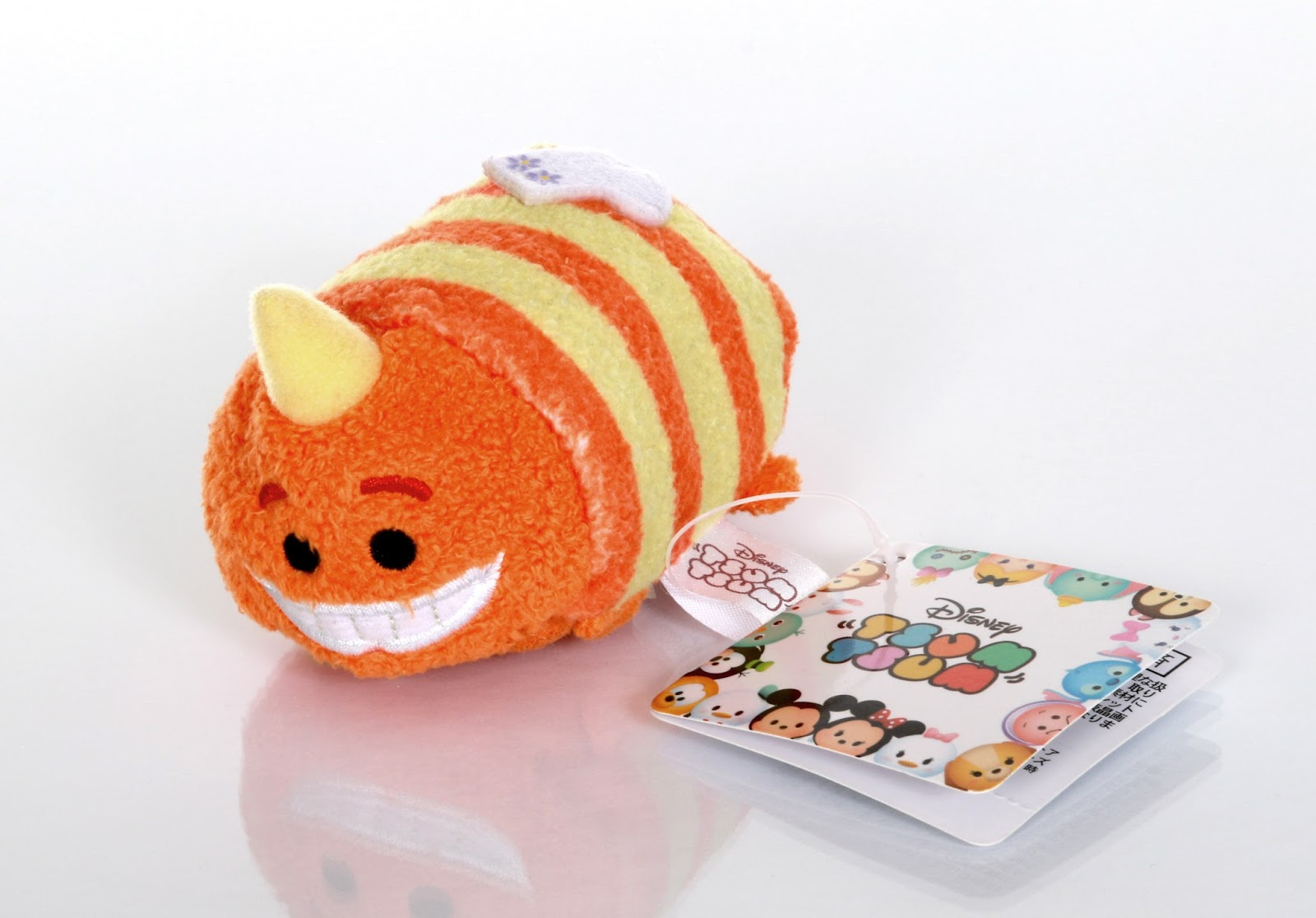Monsters Inc George Sanderson Tsum Tsum japan