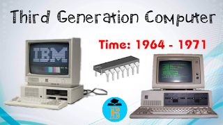 Third Generation of Computer: Integrated Circuits (1964-1971)