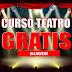 Estão abertas as inscrições para o curso de teatro gratuito em Barueri. Confira aqui onde realizar a inscrição