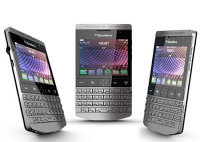 blackberry porsche p9981