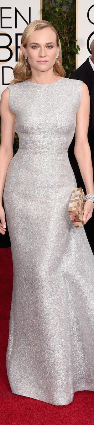 Diane Kruger 2015 Golden Globes