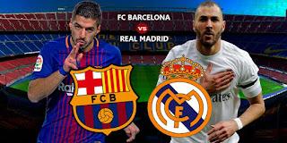 مباشر مشاهدة مباراة برشلونة وريال مدريد بث مباشر اليوم 28-10-2018 الكلاسيكو الدوري الاسباني 2018 يوتيوب بدون تقطيع