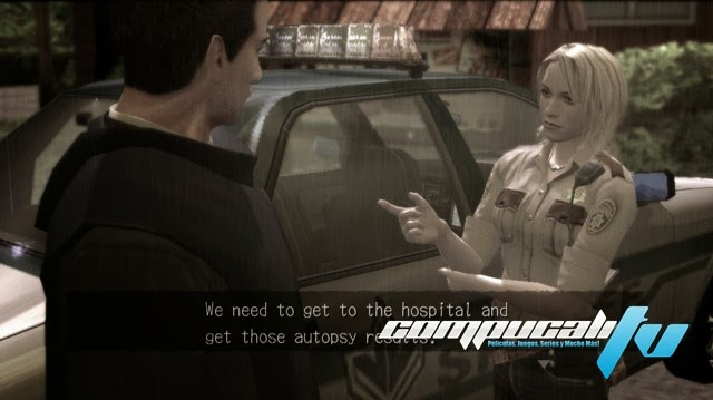 Deadly Premonition The Directors Cut PC Full Español