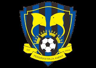 Persiram Raja Ampat Logo Vector