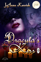 Dracula's Kiss by JoAnne Kenrick is a paranormal 1Night Stand book with decadent publishing 's 1NS series and set in actual castle ruins which inspired Stoker  when writing Dracul