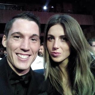 ALEIX ESPARGARÓ's LOVELY WIFE LAURA MONTERO