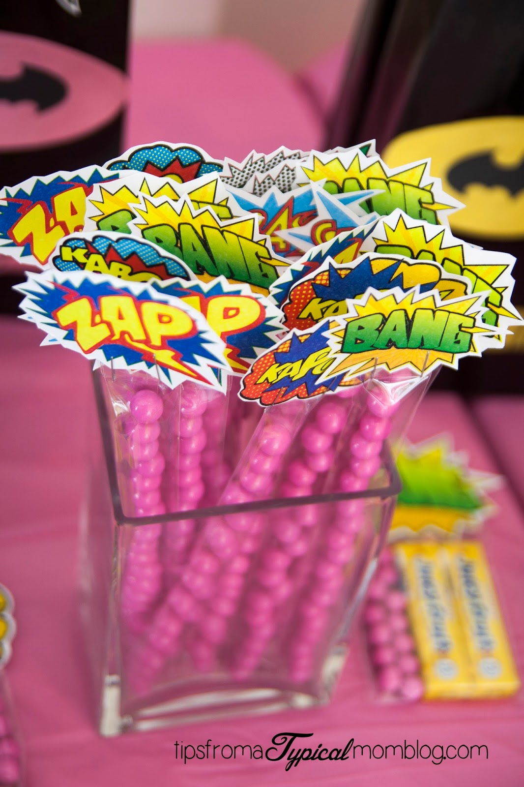 superhero girl birthday party ideas and free printables tips from