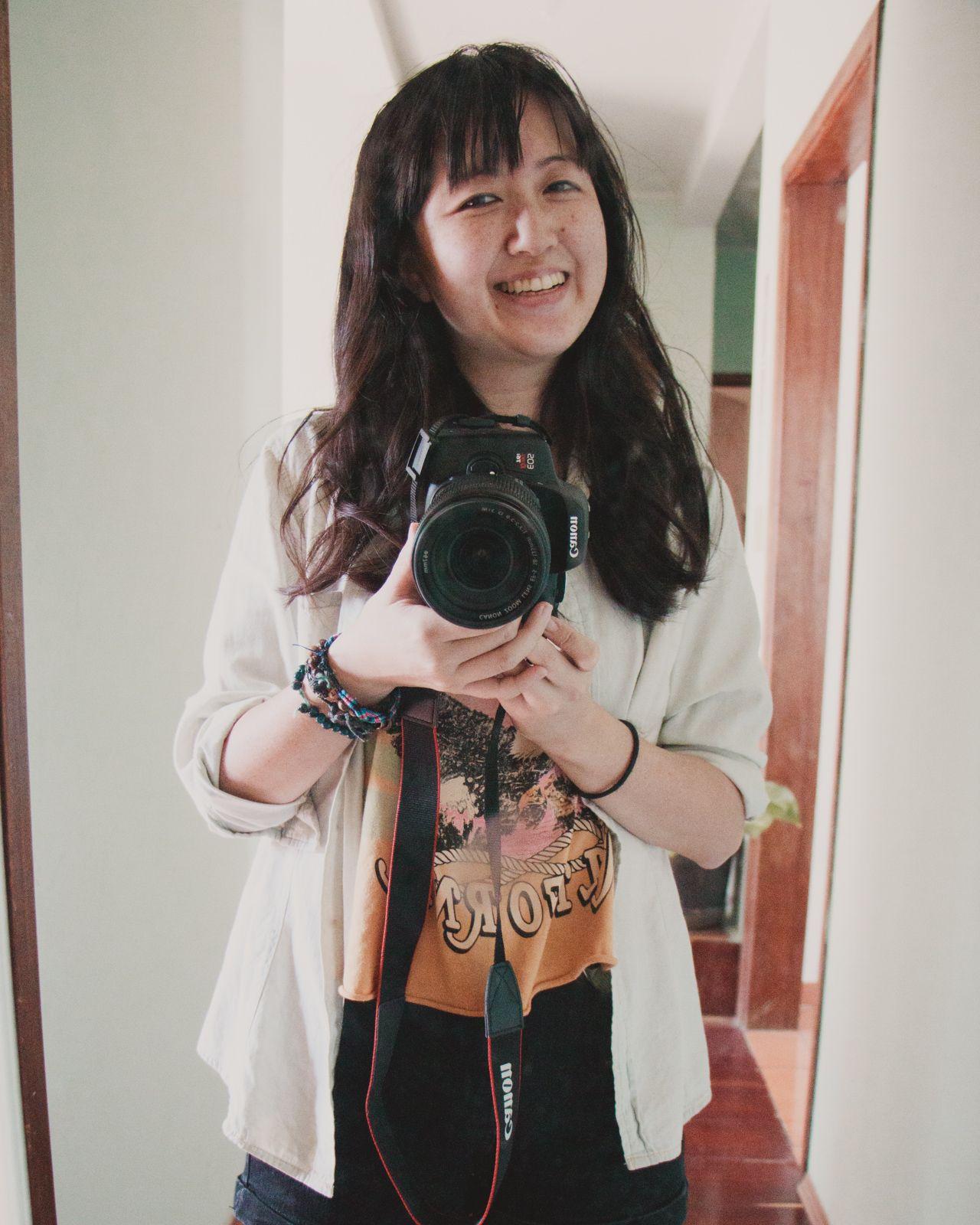 selfie no espelho Sexta-feira santa e páscoa | RESUMINHO