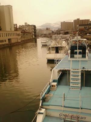 North Canal (Otaru Canal)