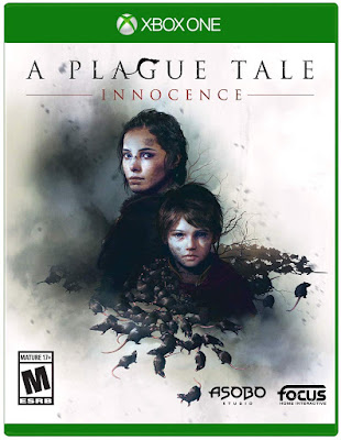 A Plague Tale Innocence Game Cover Xbox One