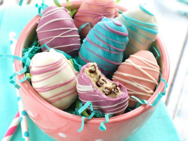 Πασχαλινά σοκολατένια γλυκάκια