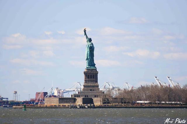 My Travel Background : Une semaine à New York : Financial District et Statue de la Liberté