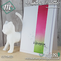 Stampin Up UK Painter's Palette Jay Soriano Mitosu Shop Stampin Up Online 3
