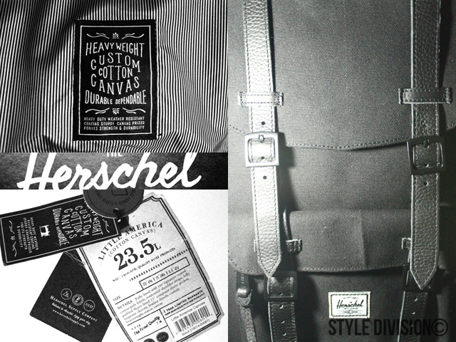 "fa51c6249fe Check out my Limited Edition Herschel ""Little America"" Backpack."