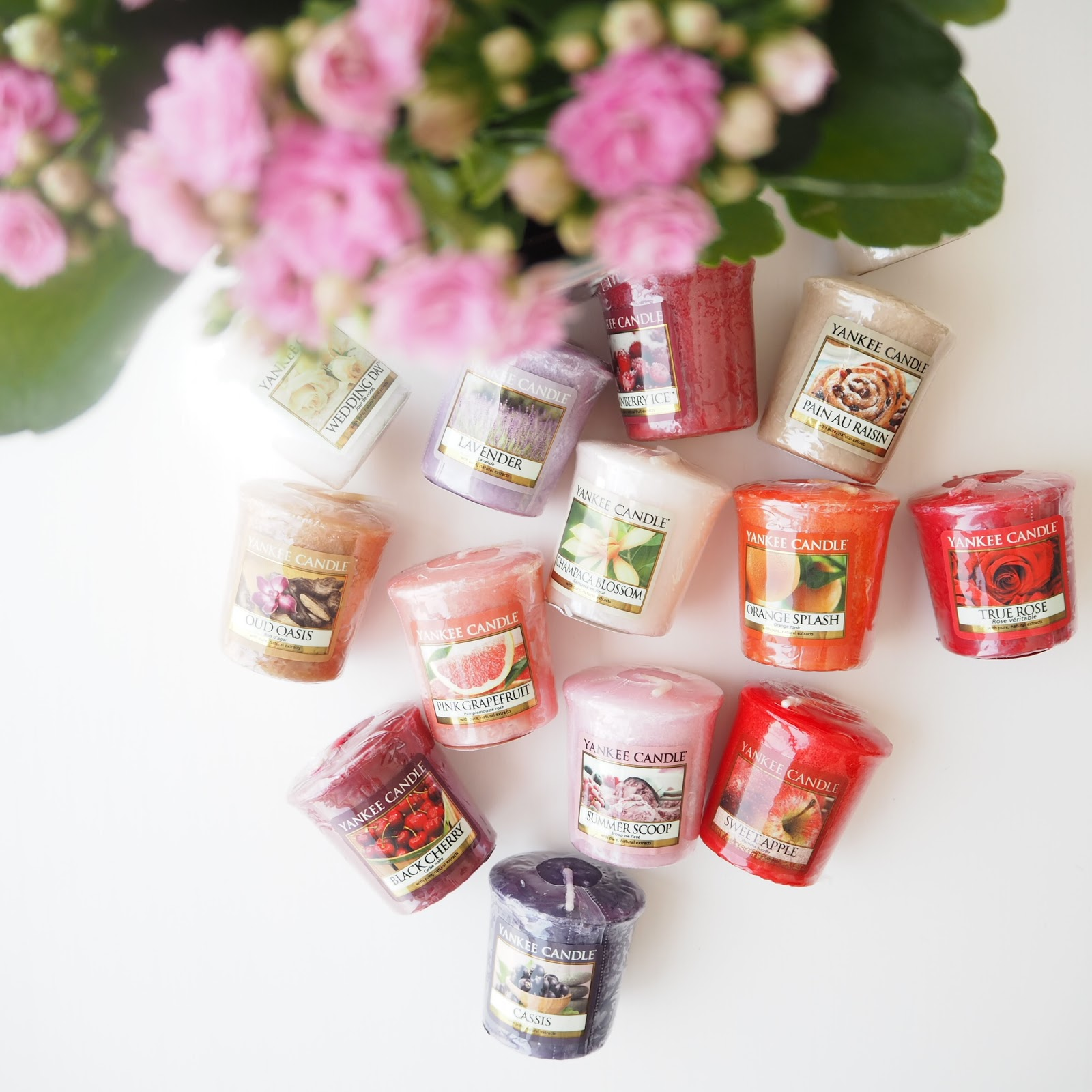 Yankee Candle Votive Haul & Review - Life in Excess Blog