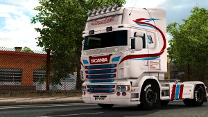J.Breemhaar paint job for Scania RJL