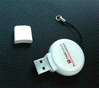 Flashdisk Bulat Plastik – FDPL33