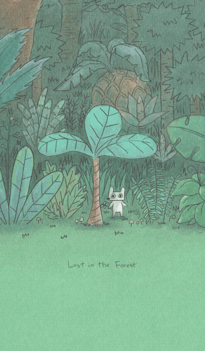 Hey Bu!-Lost in the Forest