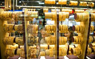 تراجع جنوني لأسعار الذهب اليوم بالسوق السعودية