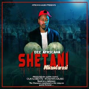 Download Audio |  Diz Africana - Shetani Mkandarasi