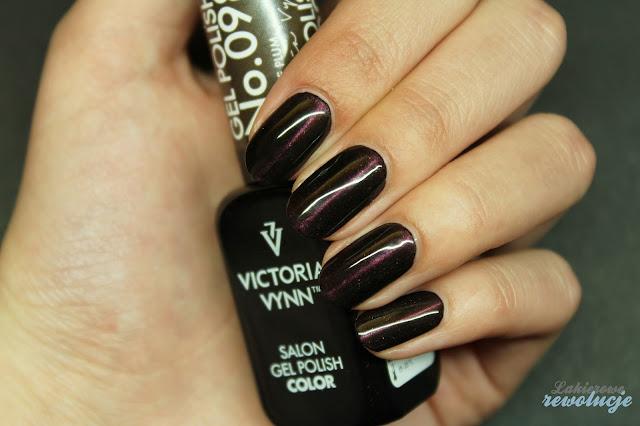 Victoria Vynn Gel Polish - 098 Kitty Eye Plum