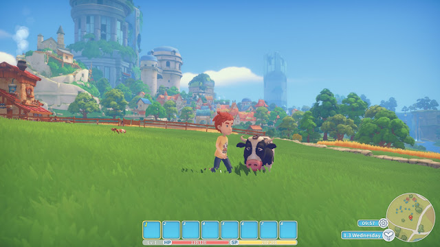 Hands on with My Time At Portia