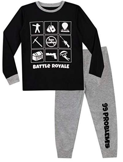 20 Fortnite Christmas Gift Ideas - battle royale pjs